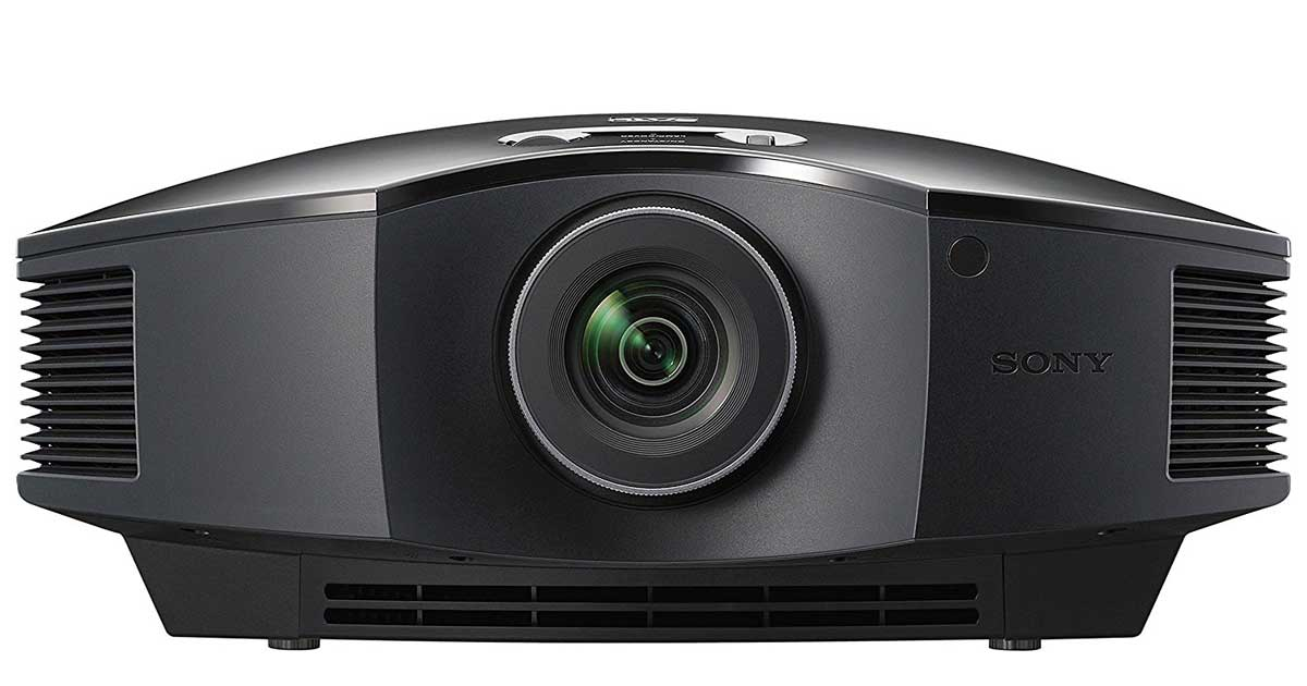 Best-3D-gaming-projector-Sony-VPLHW45ES-3D-SXRD