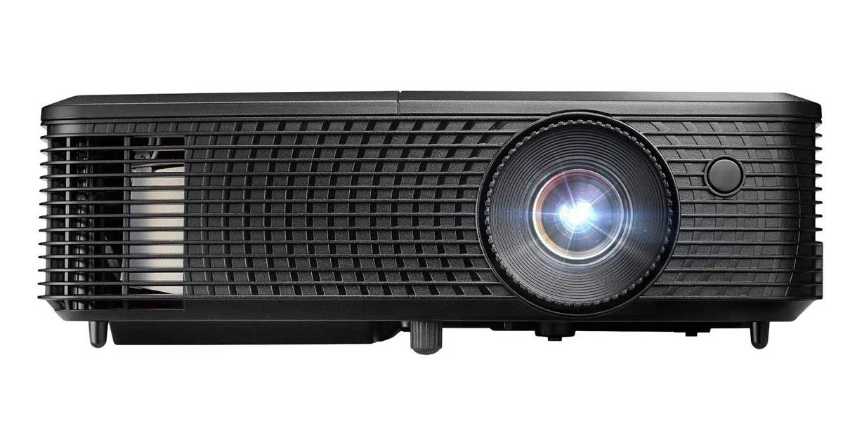 Best Budget gaming projector Optoma HD142X 1080p