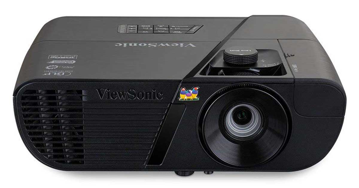 Best-Color-projector-ViewSonic-PRO7827HD-Rec.-709