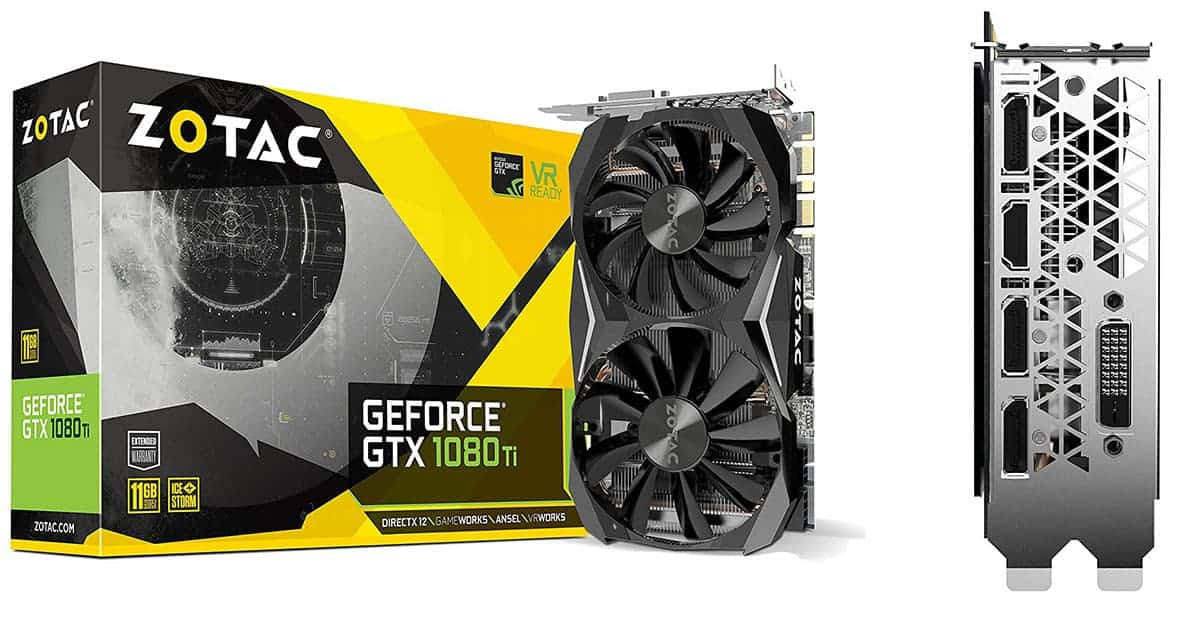 Best GTX 1080 Ti Cards For 2019