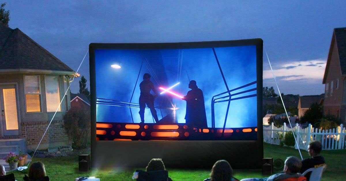 best-outdoor-projectors