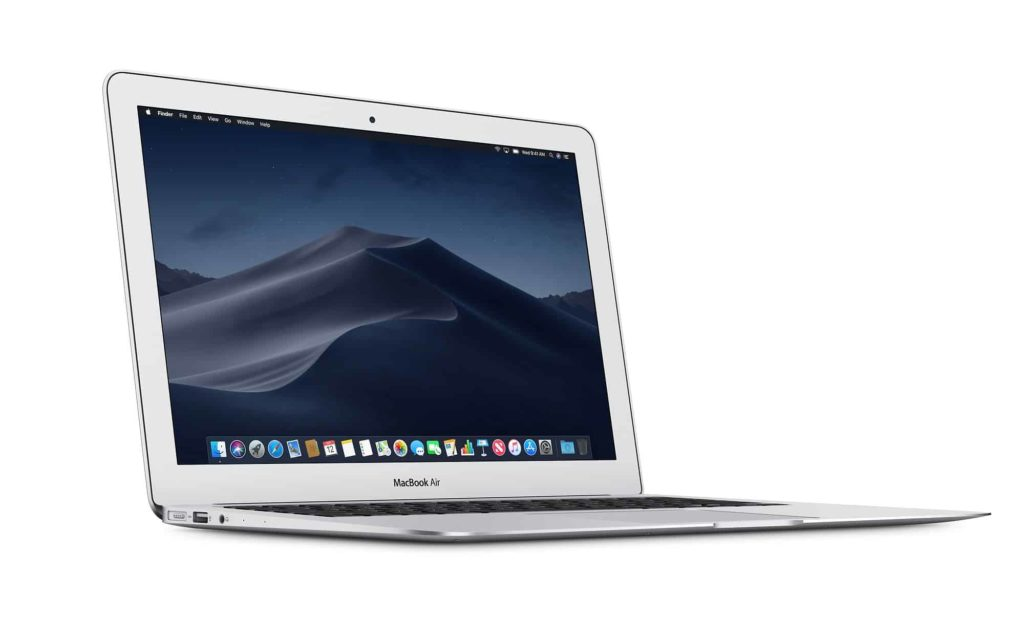 new macbook air