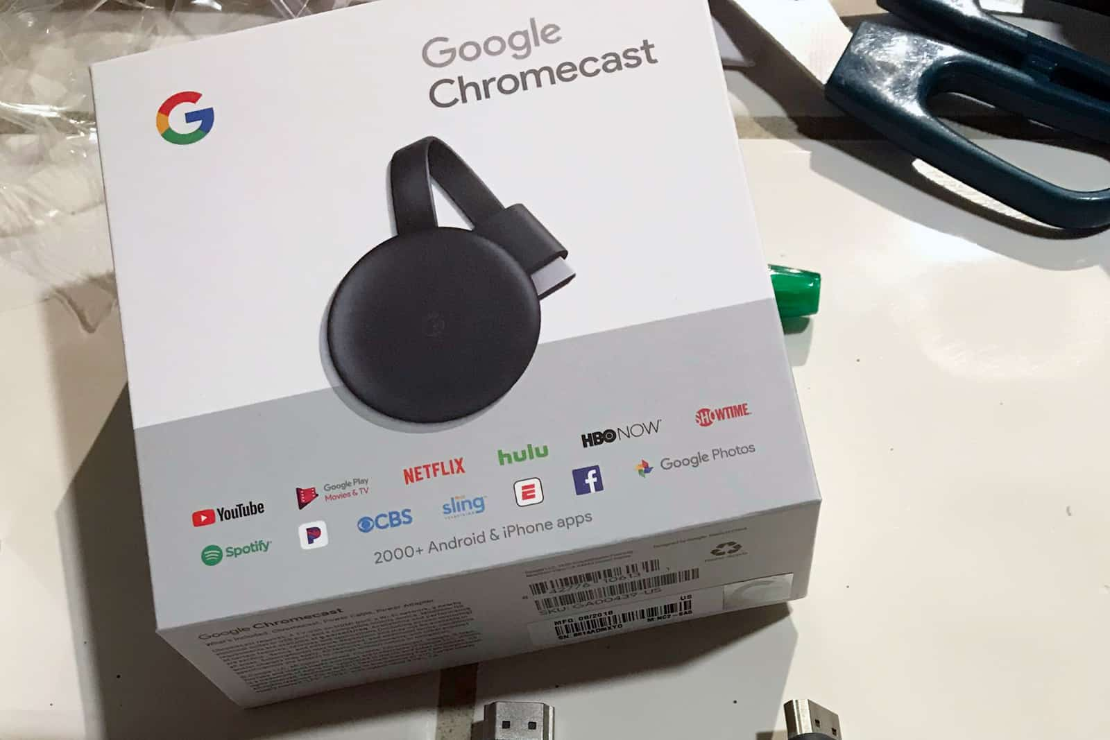 Best Buy Accidentally Sold Google's Yet Unreleased Chromecast