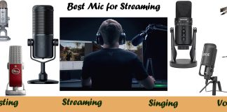 Best Mic for Streaming
