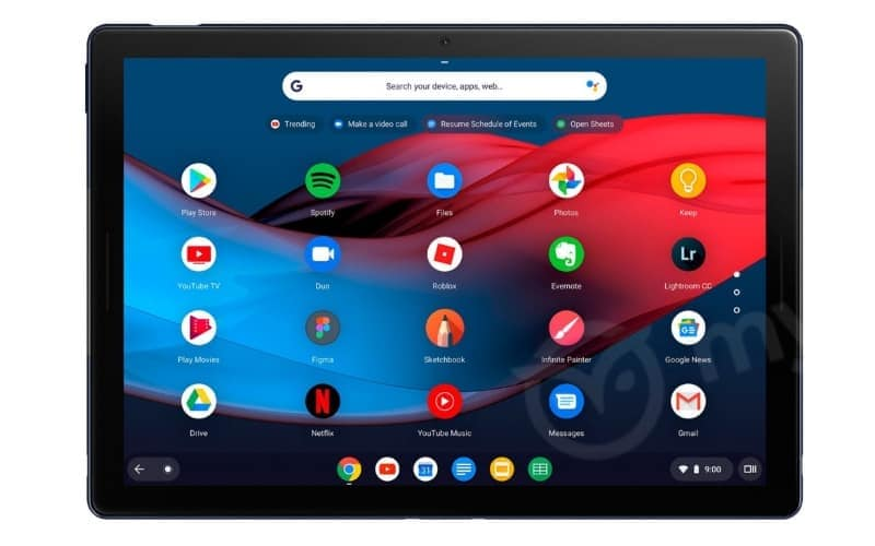 Pixel Slate, Google's answer to Apple iPad and Microsoft Surface
