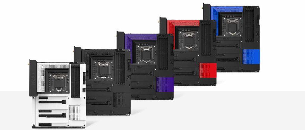 NZXT N7 Z390 Motherboard Core i9-9900K