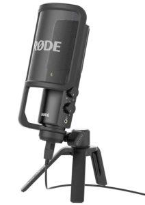 Rode NT-USB mic