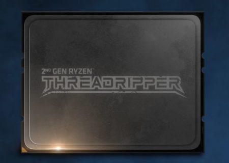 Two new AMD Ryzen Threadripper series CPUs on the Horizon