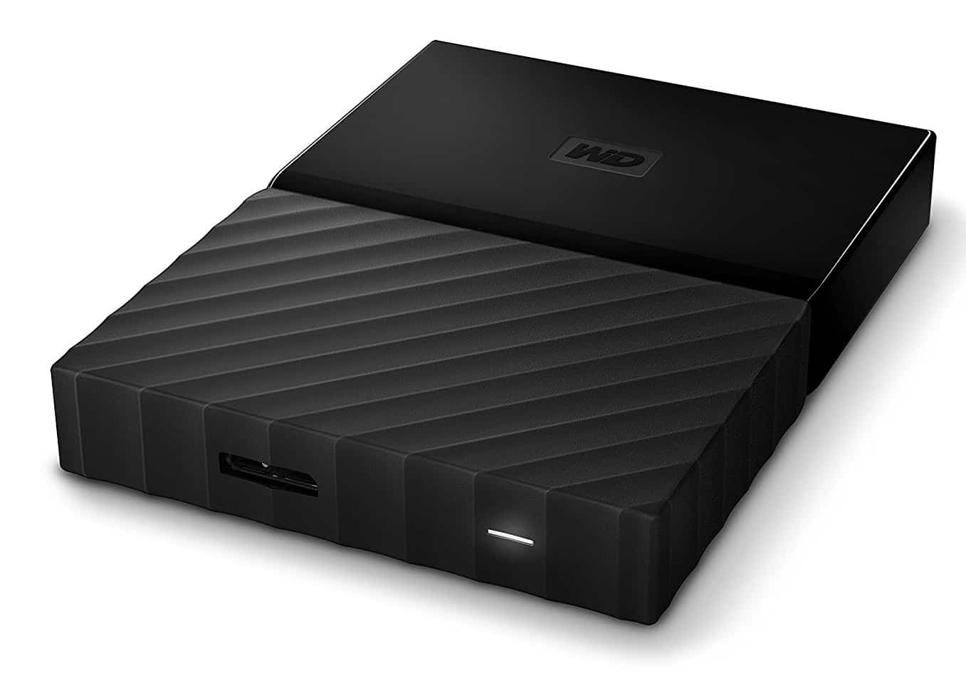 WD Black My Passport External Hard Drive