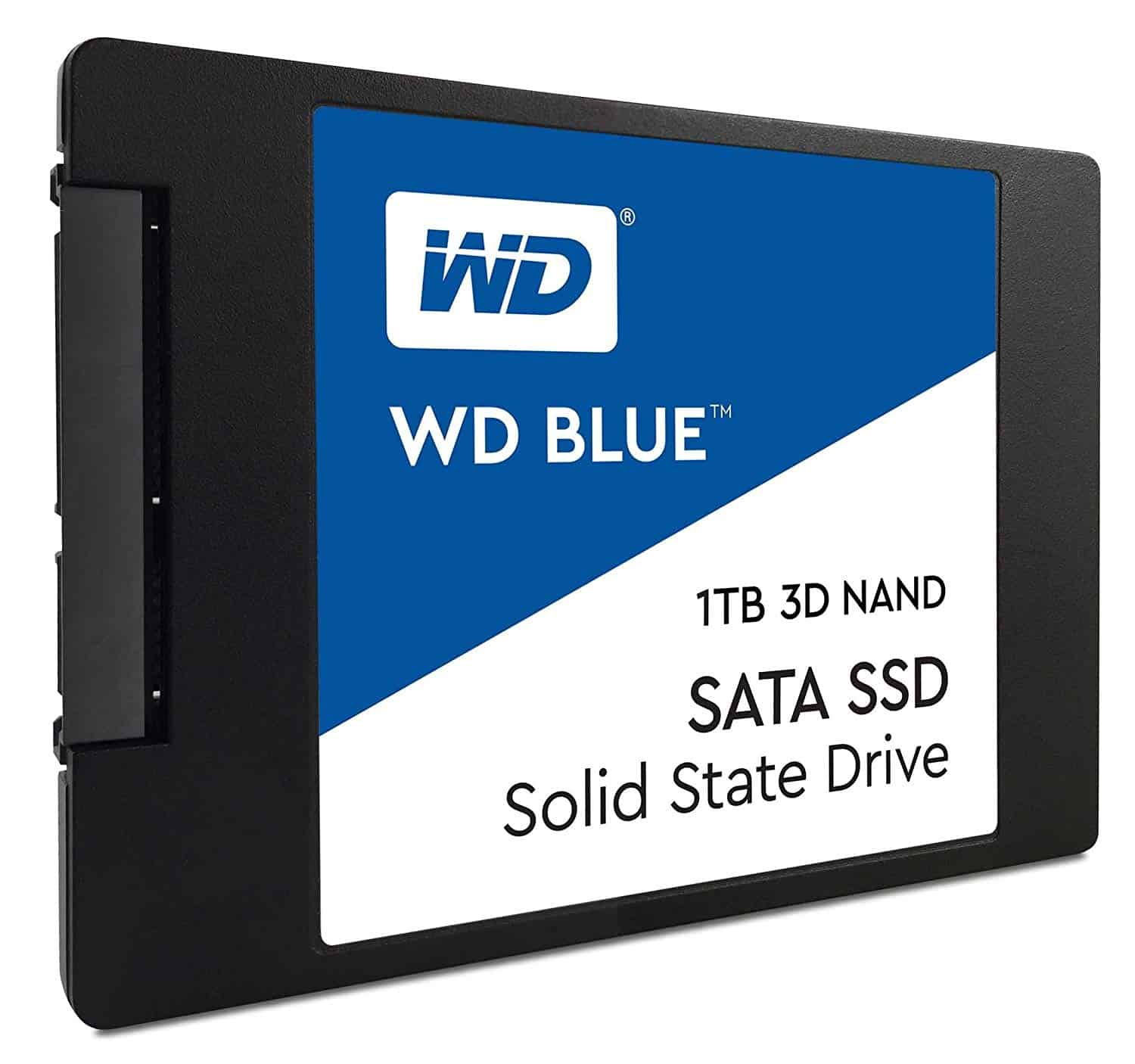 WD Blue Series SSD