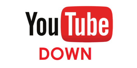YouTube is down
