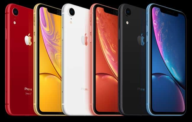 Apple iPhone XR model