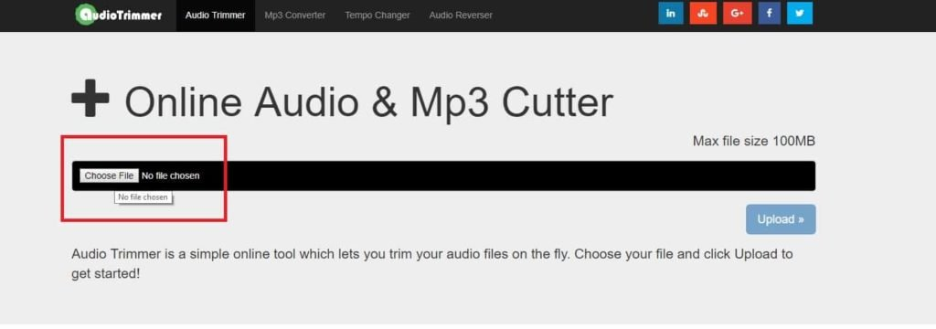 how to crop mp3 files windows 10
