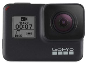 GoPro Hero 7 Black Best Action Camera under $500