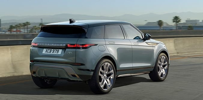 Land Rover Range Rover 2020 Evoque Suv Is Awesome Inside And Out