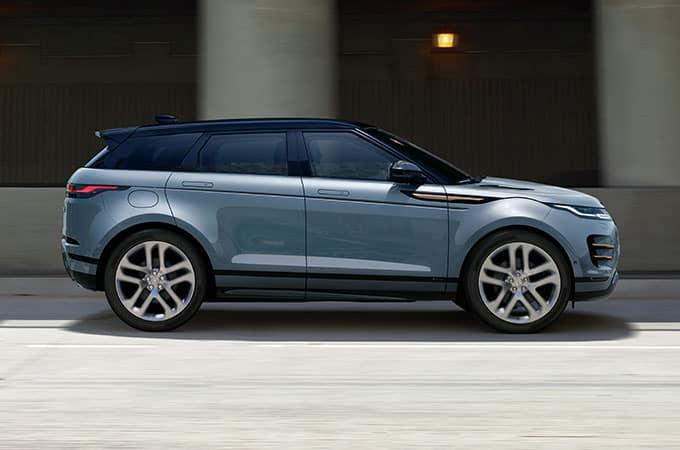 Land Rover Evoque SUV
