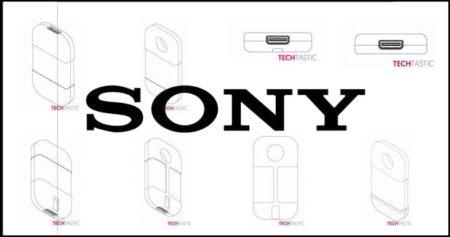 New Patent Sony Handheld Gaming cartridge