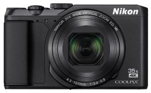 Nikon Coolpix A900 Point shoot camera