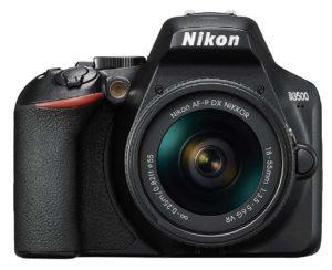 Nikon D3500 DSLR Best DLSR under $500