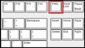 Windows 10 Keyboard Layout