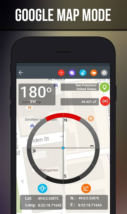 The best compass apps for android 2019