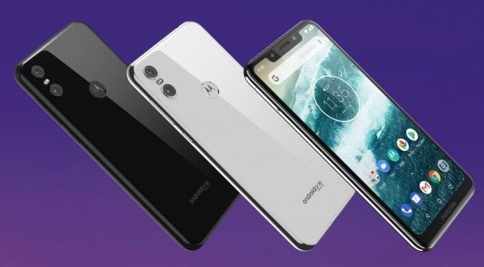 motorola one android one