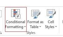 Duplicate Values Excel