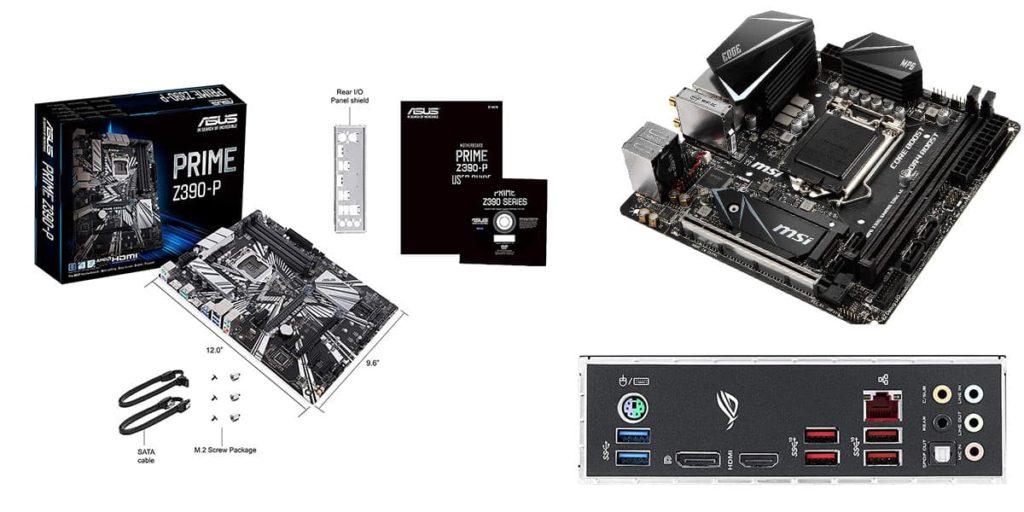 15 Best Z390 Motherboards in the Market