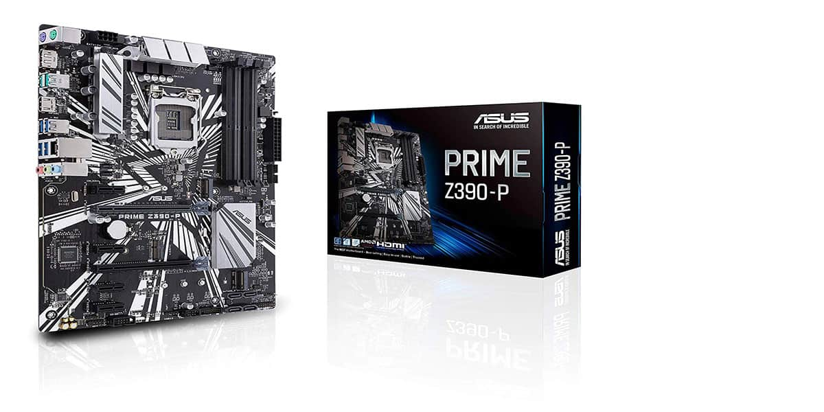 ASUS Prime Z390-P – Best Priced Z390 Motherboard