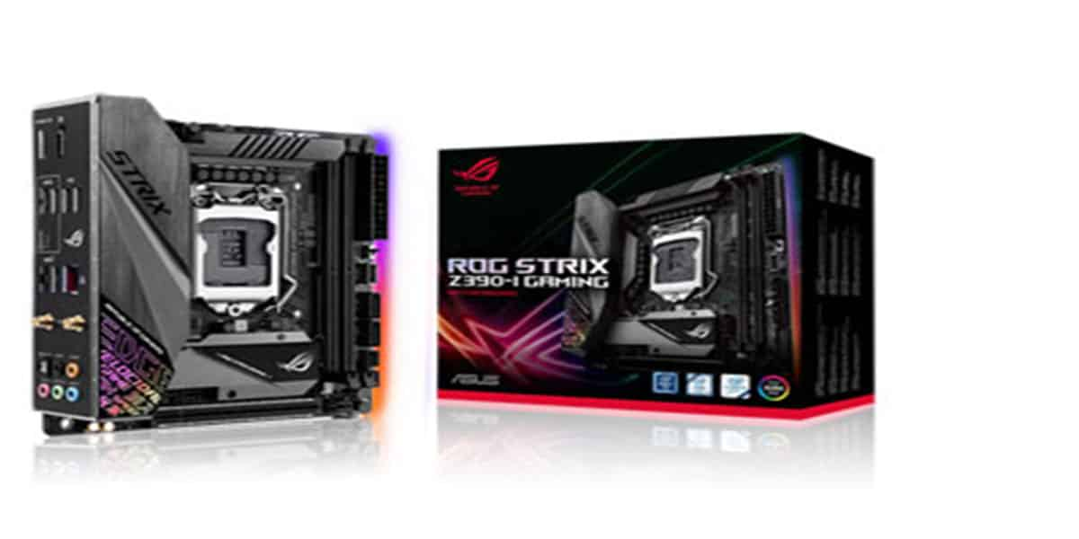 ASUS ROG STRIX Z390-I Gaming – Small Factor and Great Performance