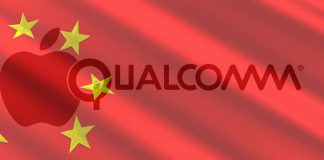 Qualcomm wants Apple iPhone sales ban in China