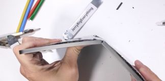 Apple iPad Pro Bending