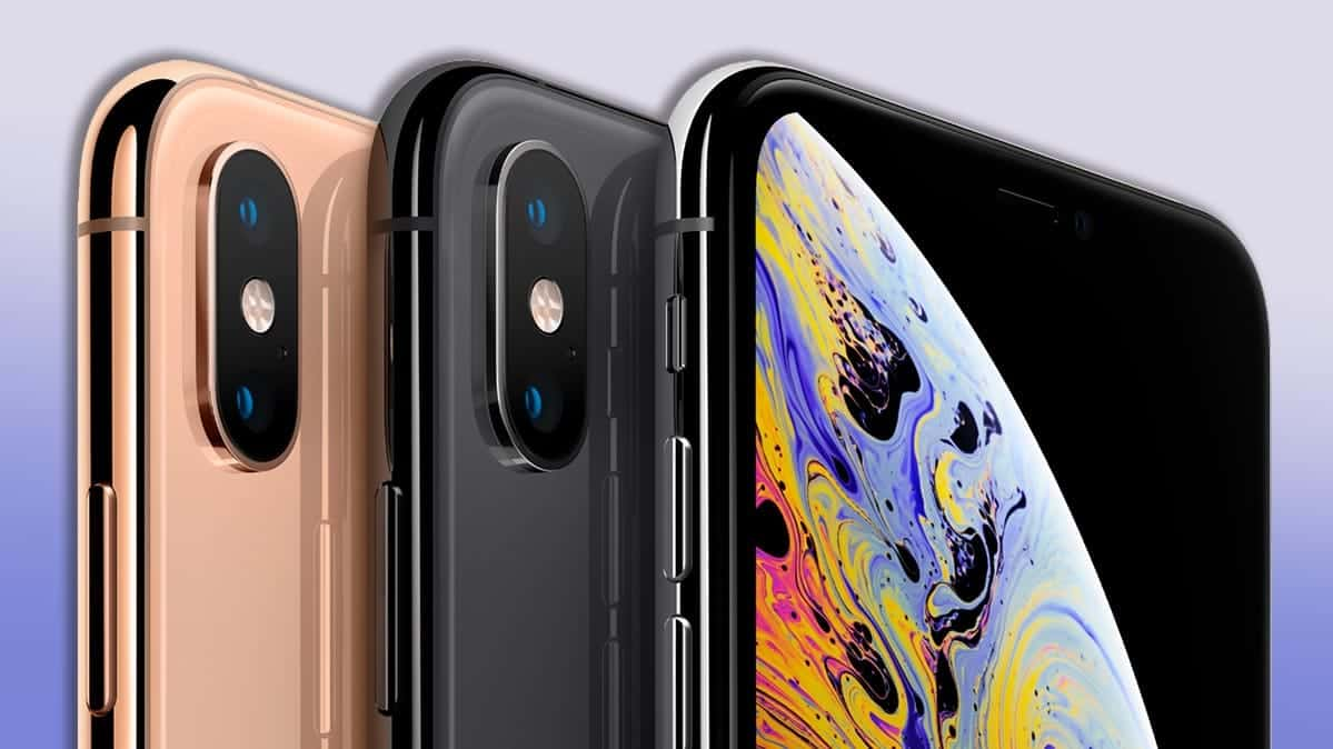 Apple iPhone XS XR XS Max