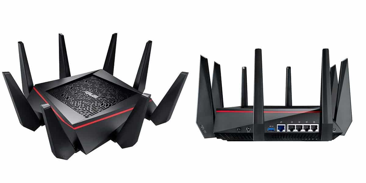 Asus RT-AC5300 – Best DD-WRT Router for Home and Work