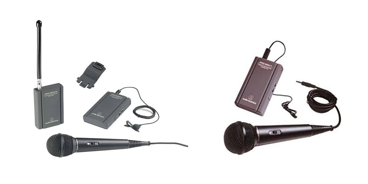 Audio-Technica ATR288W – Best Bang for your Buck Wireless Microphones and Reciever