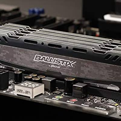 Ballistix Sport LT 8GB Kit DDR4 2400 RAM
