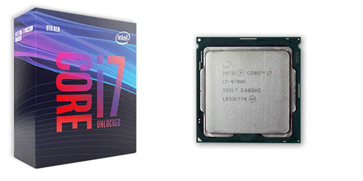 Best CPU For Video Editing – Intel Core i7-9700K Processor