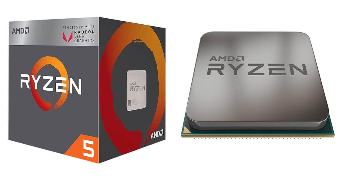 Best CPU With Integrated Graphics – AMD Ryzen 5 2400G APU