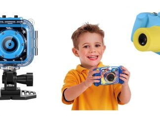 Best Camera for Kids and Young Photographers