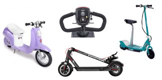 Top 10 Best Electric Scooters to Buy in 2019