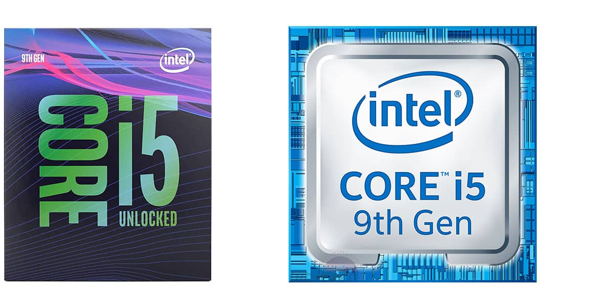 Best Intel CPU For Gaming – Intel Core i5-9600K Processor