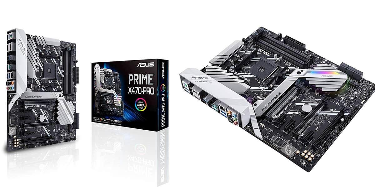 Best X470 Motherboard (AMD) – ASUS Prime X470-Pro