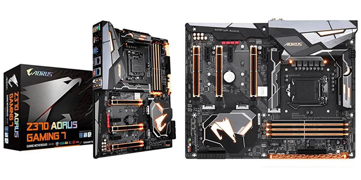 Best Z370 Motherboard (Intel) – Gigabyte Z370 AORUS Gaming 7