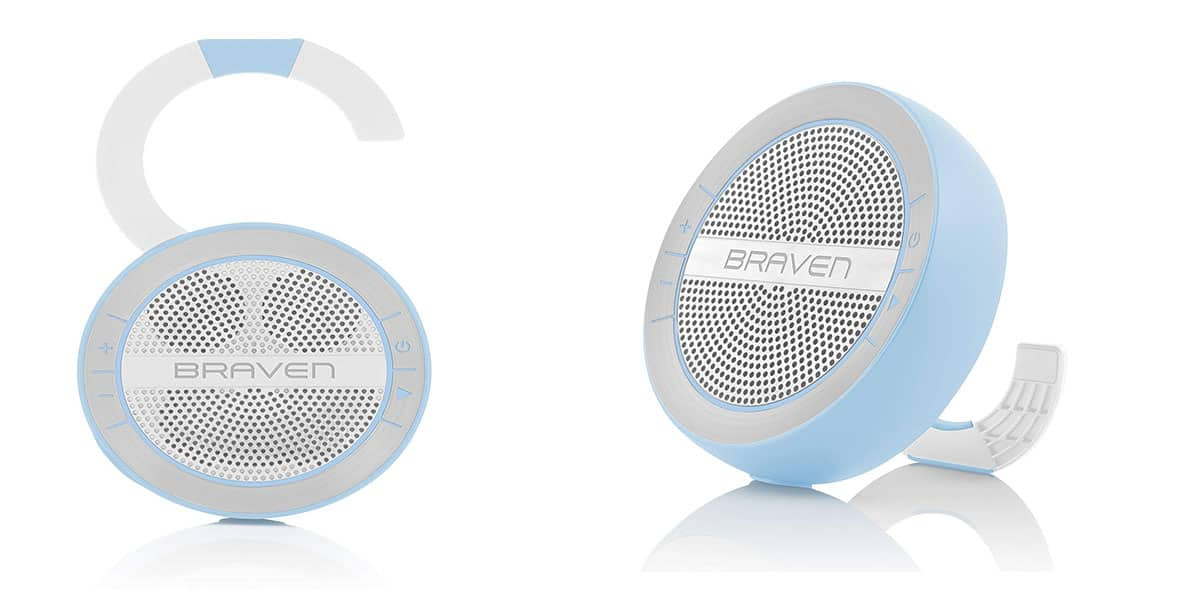 Braven Mira – Shower Speaker with Real Boom