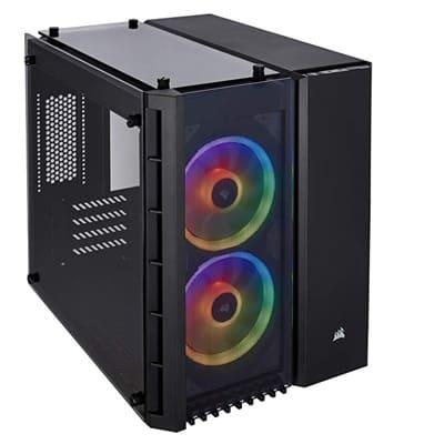 CORSAIR CRYSTAL 280X RGB Micro-ATX RGB Case