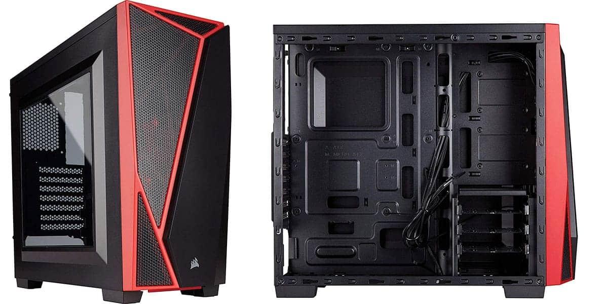 CORSAIR Carbide SPEC-04 Mid-Tower Gaming Case