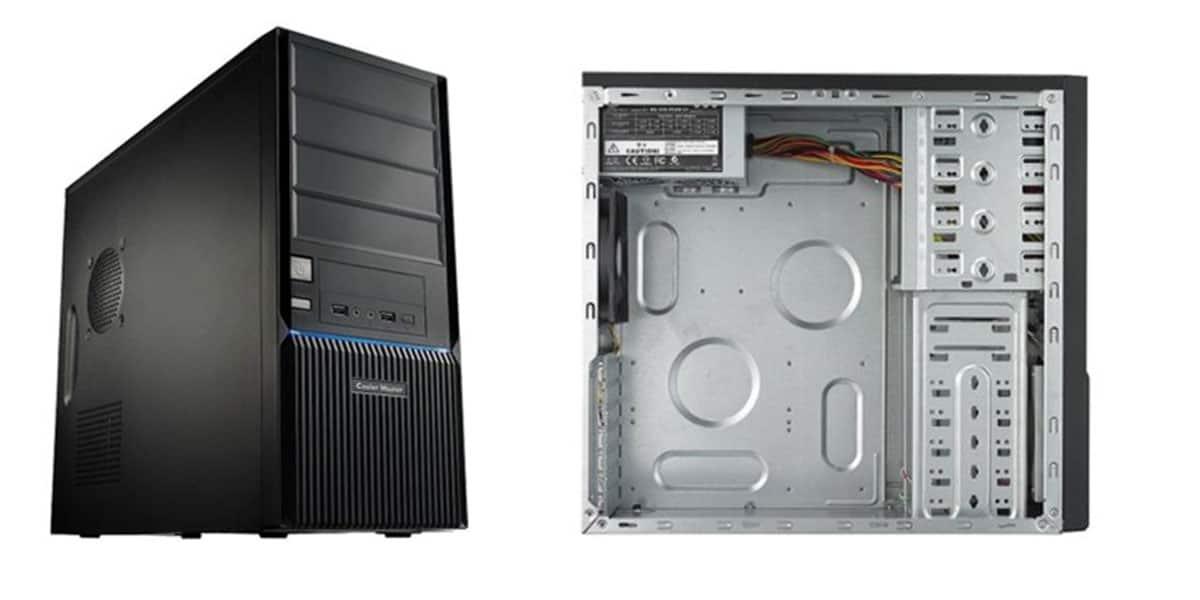 Cooler Master Elite 350 Mid Tower Computer Case