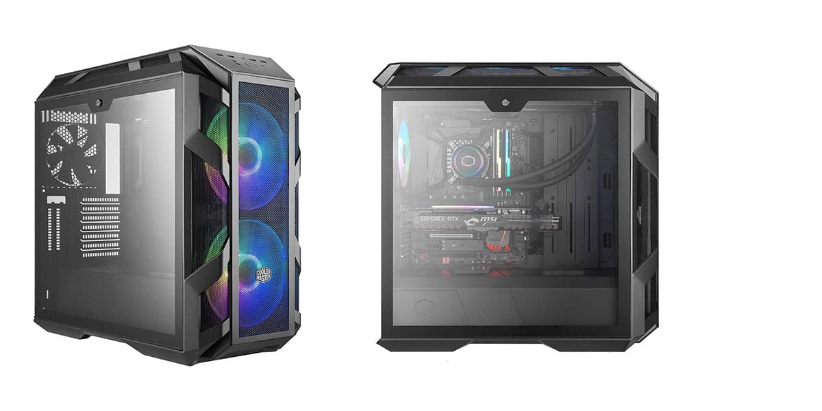 Cooler Master MasterCase H500M – Most Stylish Airflow Case