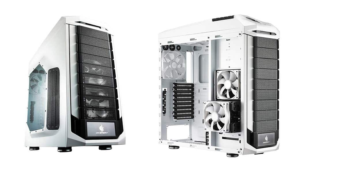 Cooler Master Stryker Full Tower Case – Best Airflow Case with handle