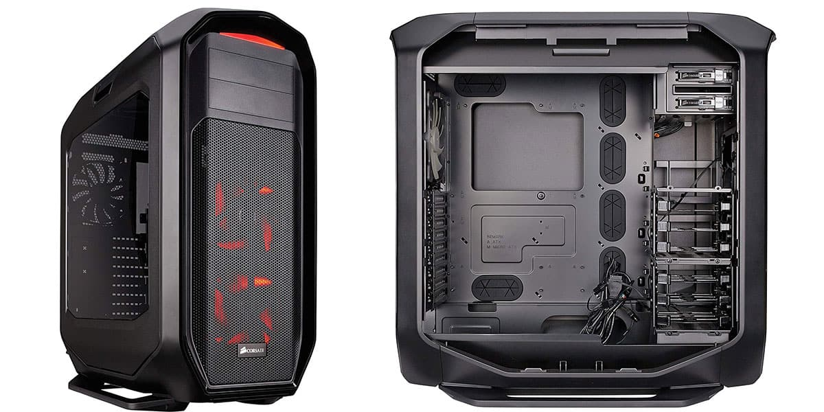 Corsair Graphite 780T Full Tower Case